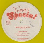 SOMEONE SPECIAL - Dennis Brown