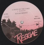 SLICE OF THE CAKE - Sugar Minott
