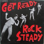GET READY ROCK STEADY - VA (Red rossette)