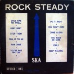 ROCK STEADY-SKA (Studio 1 Red & White) - Various Artists