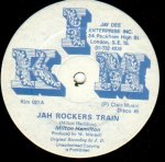 JAH ROCKERS TRAIN - Milton Hamilton