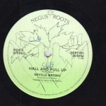 HALL AND PULL UP - Neville Brown
