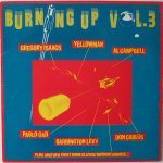 BURNING UP VOLUME 3 - Various Artists