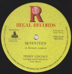 """SEVENTEEN""- Teddy Lincoln"