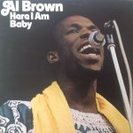 HERE I AM BABY - AL Brown