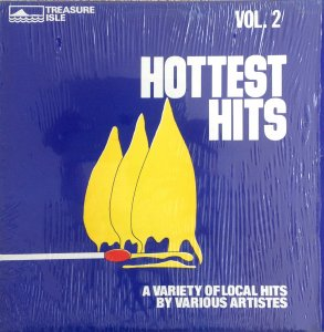 HOTTEST HITS VOL.1 - VARIOUS ARTISTS