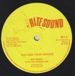 """YOU HAD YOUR CHANCE"" - Joy Mack & The Chosen Few"