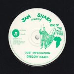 JUST INFATUATION - Gregory Isaacs