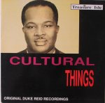 CULTURAL THINGS - Various Artists