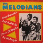 SWEET SENSATION (LP)- The Melodians