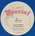 BIG SHOT - Junior Delgado & Hugh Brown