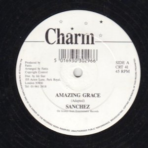 AMAZING GRACE - Sanchez