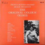 THE ORIGINAL GOLDEN OLDIES VOL 2 - Prince Buster Record Shack