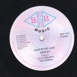 GOOD BY MY LOVE GOOD BY - Lilly Welsh & The Cosmos