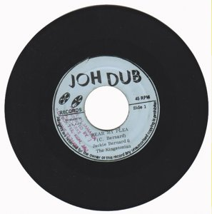 HEAR MY PLEA (BURST STYLE) - Jackie Bernard & The Kingstonian