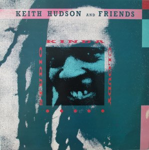 STUDIO KINDA CLOUDY - Keith Hudson and Friends
