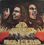 THE BEST OF BOB MARLEY AND THE WAILERS (Red Rossette)