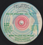 BORN TO LOVE YOU (79 Style) - Derrick Harriott