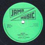 BACK STREET / MOOD TIME WILL TELL - Verna Lee Powell
