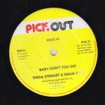 BABY DON'T YOU GO - Tinga Stewart & Ninja Man