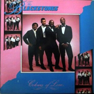 COLOURS OF LOVE - The Blackstones