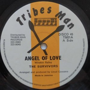 ANGEL OF LOVE - The Survivors