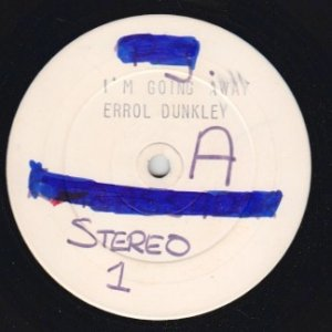 I'M GOING AWAY - Errol Dunkley
