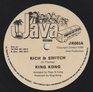 RICH & SWITCH - King Kong