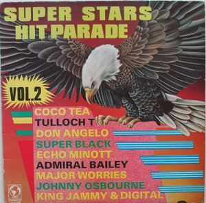HIT PARADE VOL. 2 - Super Stars