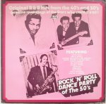ROCK & ROLL DANCE PARTY OF THE FIFTIES - Various Artists