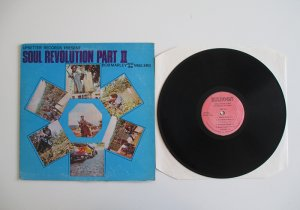 SOUL REVOLUTION PART 2 (LP) - Bob Marley And The Wailers