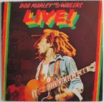 LIVE! - Bob Marley and The Wailers