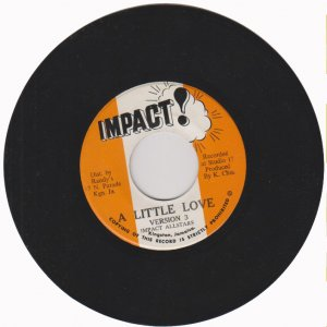 A LITTLE LOVE VERSION 4 - Peter Tosh