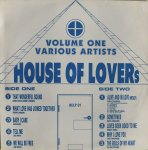 HOUSE OF LOVERS VOL. 1 - Various Artists