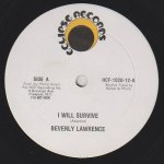 I WILL SURVIVE - Beverly Lawrence