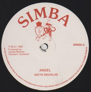 ANGEL - Keith Douglas