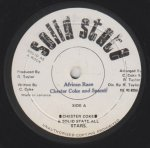 AFRICAN RACE - Chester Coke & Solid State All Stars