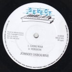 GANG WAR - Johnny Osbourne