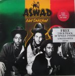 "NOT SATISFIED - ASWAD includes Free 10"" single"