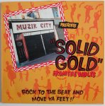 SOLID GOLD FROM THE VAULTS - Various Artists