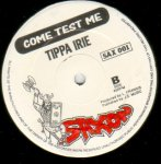 COME TEST ME - Tippa Irie