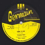 COME TO ME - Frankie Paul
