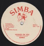 HOOKED ON YOU / GIMME THE DUB - Aswad