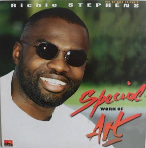 SPECIAL WORK OF ART - Richie Stephens