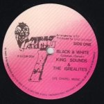 BLACK & WHITE - King Sounds & The Isrealites