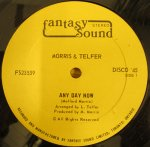 ANY DAY NOW - Morris & Telfer