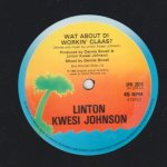 DI EAGLE AN' DI BEAR - Linton Kwesi Johnson