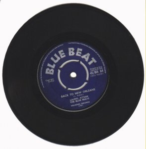 BROTHER DAVID - Laurel Aitken & The Blue Beat