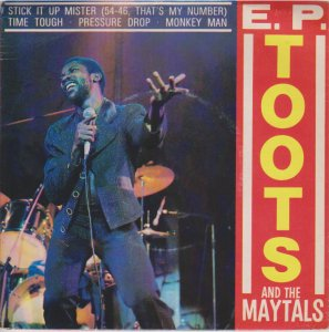 TIME TOUGH - The Maytals