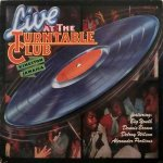 LIVE AT THE TURNTABLE CLUB KINGSTON JAMAICA - Various Artists